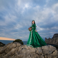 Wedding photographer Amet Yagyaev (AmetYagyaev). Photo of 12.02.2018