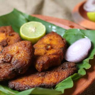Kerala Fish Fry (meen Varuthathu)