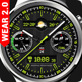 RoverOne Watch Face
