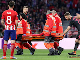 """Terrible blessure pour ce défenseur français : """"Le tendon a pété, ça ne sent pas bon pour la Coupe du monde"""""""