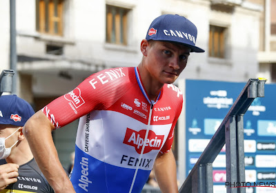 Is Mathieu van der Poel volgend seizoen te bewonderen in alle grote wielerwedstrijden? Eerste plaats Europe Tour geeft startrecht in grote koersen