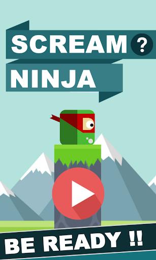 Scream Go Ninja image