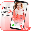 Photo Caller Screen : Full Screen Caller ID  icon