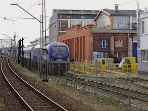 Photo: SU160-004 {Bydgoszcz Główna; 2015-07-19}