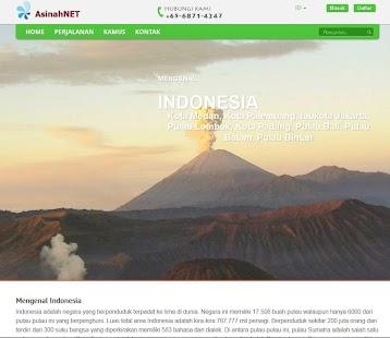 Mengenal Indonesia- screenshot thumbnail