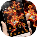 Rock skulls Hero Live Theme icon