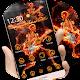 Rock skulls Hero Live Theme (app)