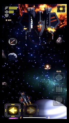 Spaceship Defender - space invaders spaceship game screenshot 4