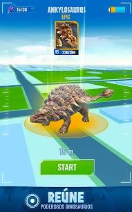 Jurassic World™ Alive 4