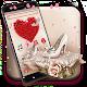Red Heart Golden Sandal (app)