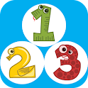 Flashcards Numbers For Kid Pro icon