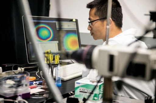 UTA developing technology using nanoparticles, ultrasound to detect tiny breast tumors