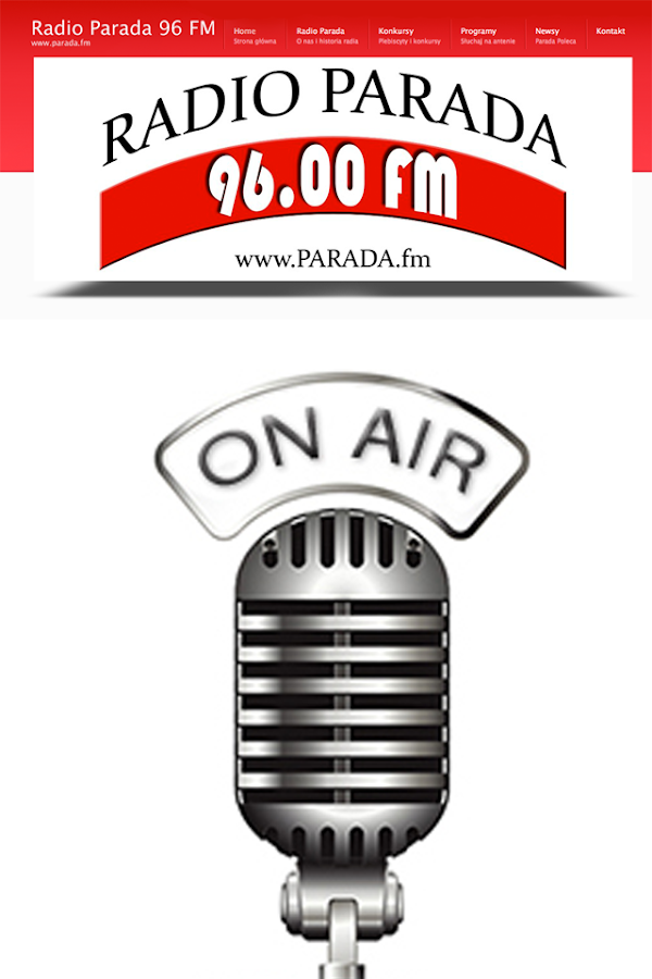 Radio Parada 96 FM- screenshot