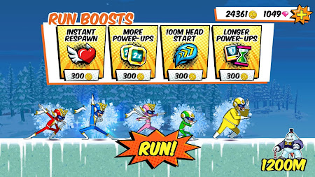 Run Run Super V 1.27 screenshot 644009