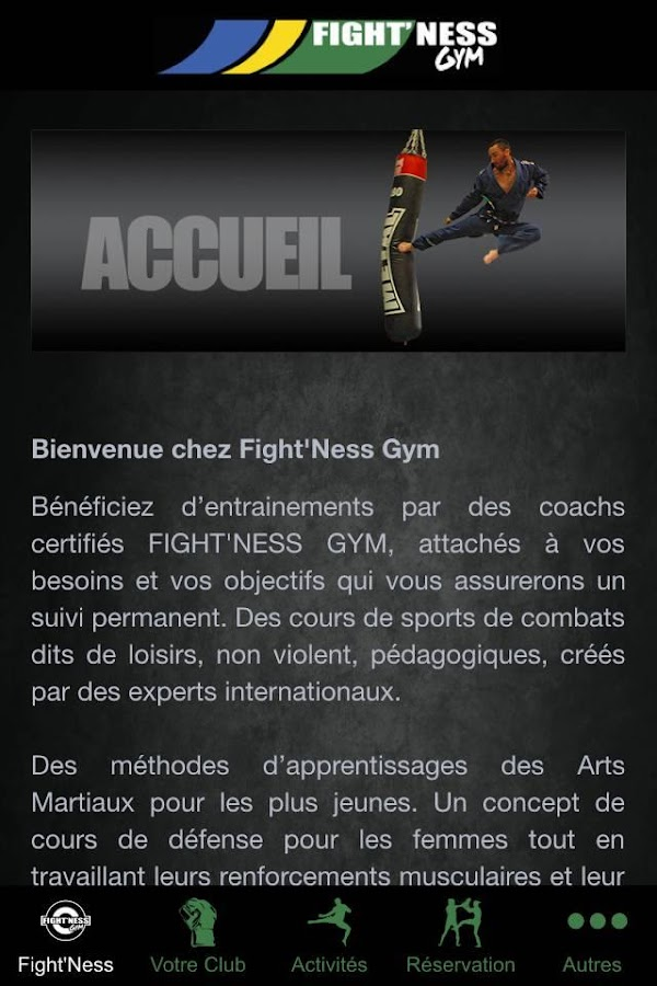 Fight'Ness Rennes 1- screenshot
