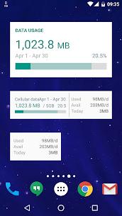 Data Monitor: Simple Net-Meter Premium APK [Latest] 7