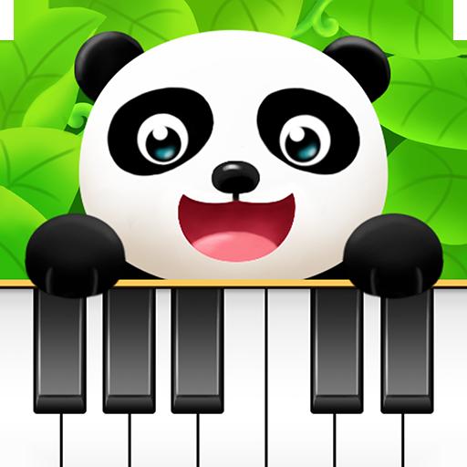 熊貓鋼琴 - 水果盛會 音樂 App LOGO-硬是要APP