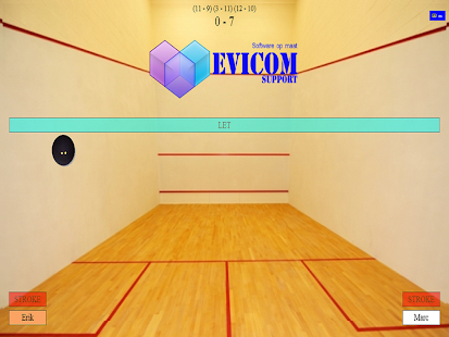 Squash Scorer- screenshot thumbnail