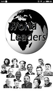 World Leaders Quiz - náhled