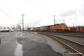 Photo: (Year 2) Day 339 - This Train Was About 1 Mile Long