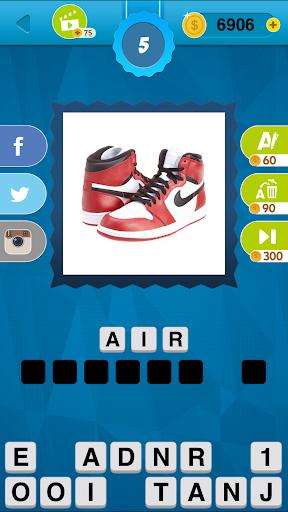 Sneakers Quiz Game 3.1 screenshots 1