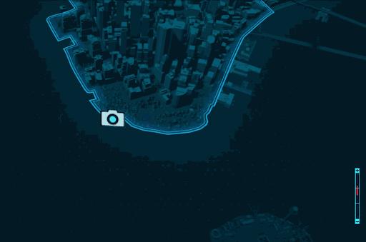 金融街⑧エリア場所
