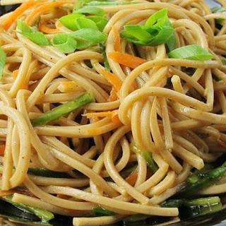 Oriental Cold Noodle Salad
