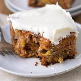 Best Ever Carrot Cake.