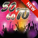 50s 60s 70s Oldies Music Radio icon