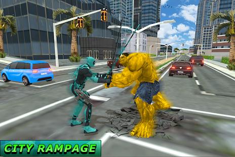 League Of Heroes VS Super Villains - náhled