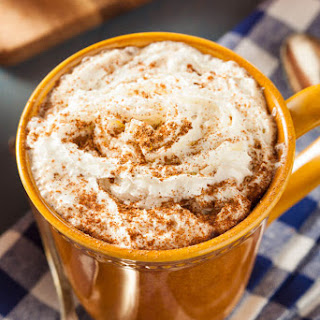 Crockpot Pumpkin Spice Hot Chocolate