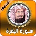 عبدالرحمن السديس - سوره البقره كامله بدون نت icon