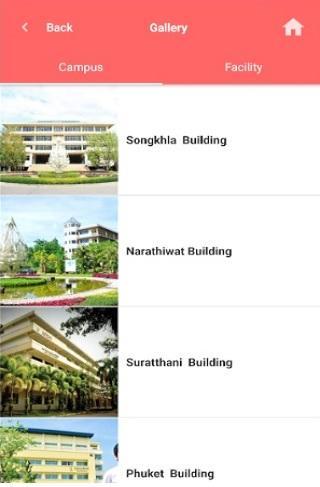 Hatyai University 1.1 screenshots 2