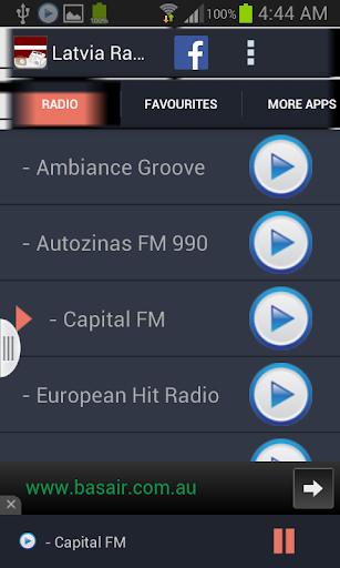 玩音樂App|Latvia Radio News免費|APP試玩