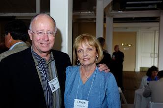 Photo: Myron Reichert and Linda McClean Reichert, '59