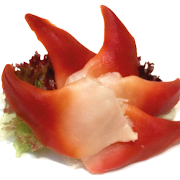 Surf Clam Sashimi