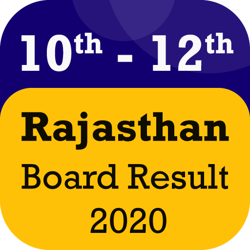 Rajasthan Board 10th 12th Result 2020 Apps On Google Play