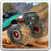 OffRoad Monster Truck Racing 2017