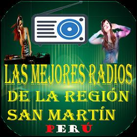 Radios de San Martin Perú