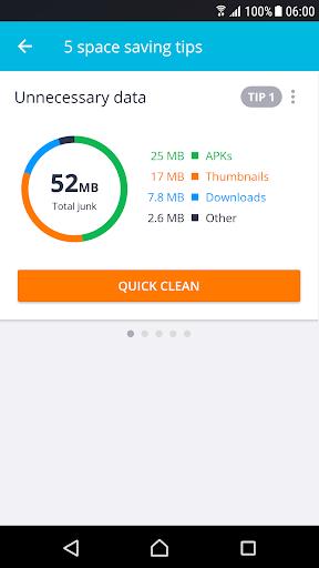 AVG Cleaner Lite screenshot 4