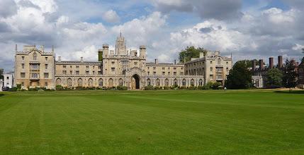 Photo: Cambridge University