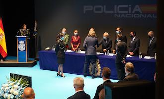 Día de la Policía Nacional 2021