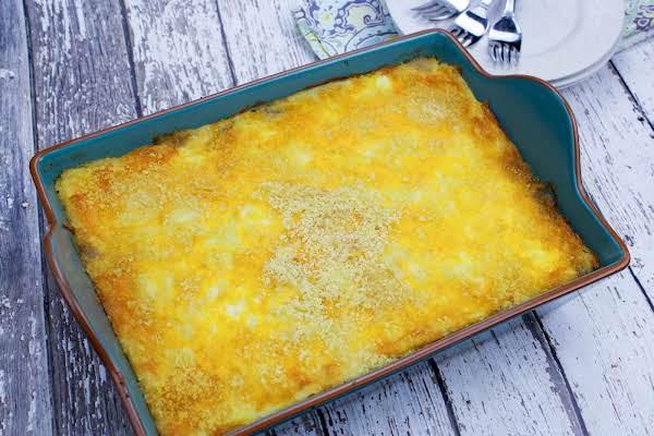Karen's Shepherd's Pie Recipe