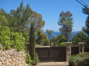 Photo: Exclusive villas.