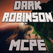 Dark Robinson map for MCPE