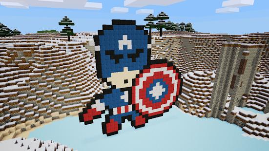 Boys Craft: SuperHeroes screenshot