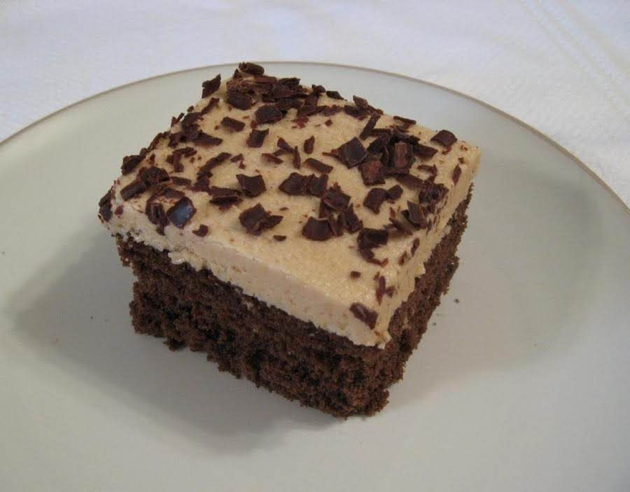 Chocolate Butter Cake Recipe Joy Of Baking: Chocolate Cake With Peanut Butter Frosting Recipe