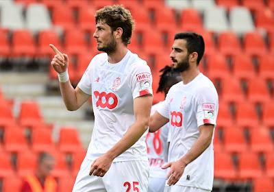 """Felipe Avenatti : """"Je dois jouer un football plus agressif"""""""