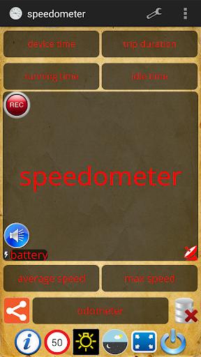 Speedometer + screenshot 12