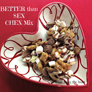 BETTER than SEX CHEX Mix.